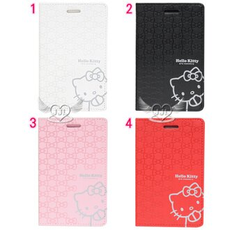 *JJL*HELLO KITTY三星Samsung Galaxy Note i9220站立式側翻皮套保護套 4選1 07222269