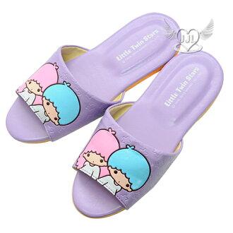 雙子星兒童室內拖鞋兒童拖鞋紫色18/20/22cm台灣製 3選1 73522759*JJL*