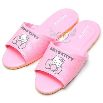 HELLO KITTY兒童室內拖鞋粉色18/20/22cm台灣製 3選1 16959894*JJL*
