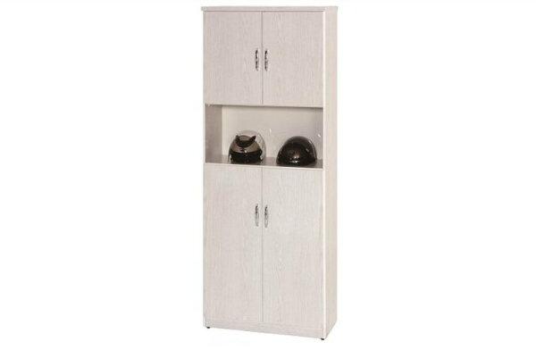 【石川家居】891-05白橡色鞋櫃(CT-332)#訂製預購款式#環保塑鋼P無毒防霉易清潔