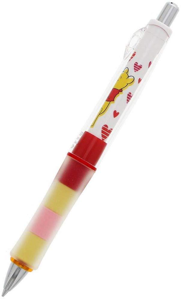 0.3搖搖自動鉛筆 日本 迪士尼 小熊維尼 奇奇蒂蒂 SNOOPY 史努比 文具 造型自動鉛筆 日本進口正版授權