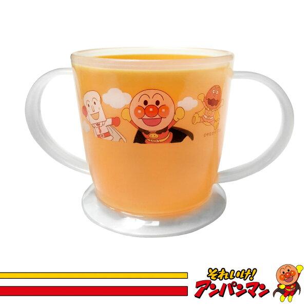 ANPANMAN麵包超人塑膠吸管杯水杯杯子兒童杯180ml日本進口正版436114