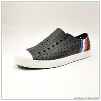 native 輕量懶人鞋、休閒防水鞋到NATIVE  SHOES - JEFFERSON BLOCK -台灣限定款-法蘭西x黑