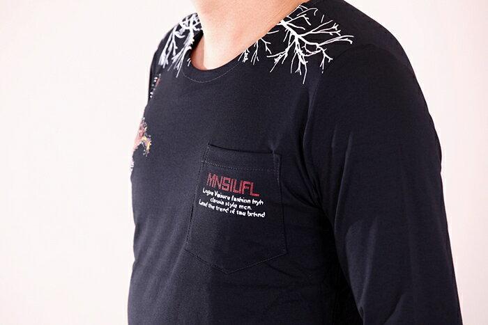 CS衣舖 彈力伸縮 高質感 長袖T恤 3324 3