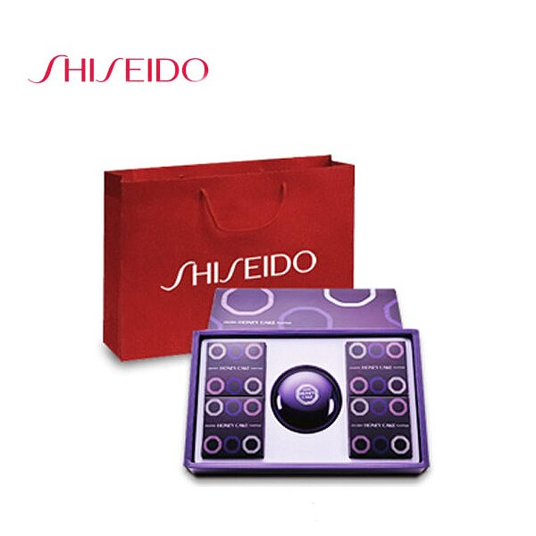 SHISEIDO資生堂 SHISEIDO資生堂 紫麗蘭香皂禮盒NA 4+1一盒