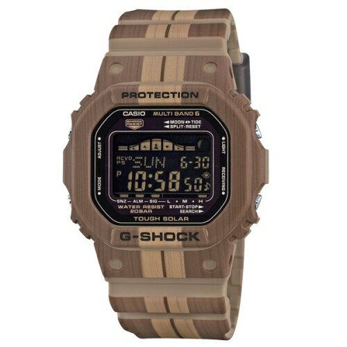 CASIOG-SHOCK經典復古電子運動腕錶GWX-5600WB-5DR