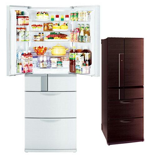 『MITSUBISHI』☆三菱 525公升六門變頻超大容量冰箱 MR-JX53X **免運費+基本安裝+舊機回收**