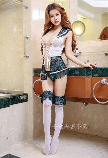 美琪極度誘惑角色扮演學生妹制服性感情趣內衣可愛蘿莉套裝女主播cos