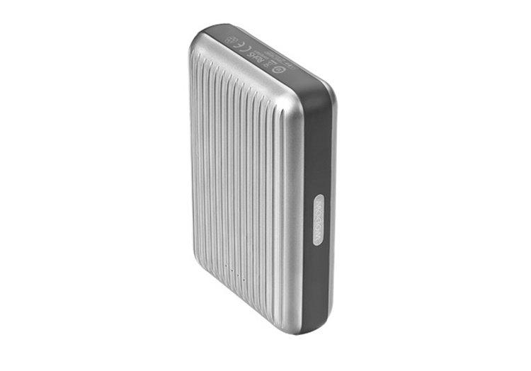 Wopow沃品 旅行箱行動電源 10000mAh PD QC雙向快充 18W - 限時優惠好康折扣
