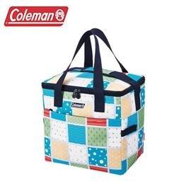 川山岳海 [ Coleman ] 30L薄荷藍保冷袋 /  保冰袋 /  行動冰箱 /  公司貨 CM-27235
