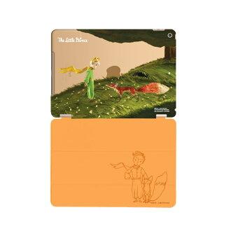 小王子電影版授權系列-【遇見】:《iPad Mini/Air/Pro》水晶殼+Smart Cover(磁桿)