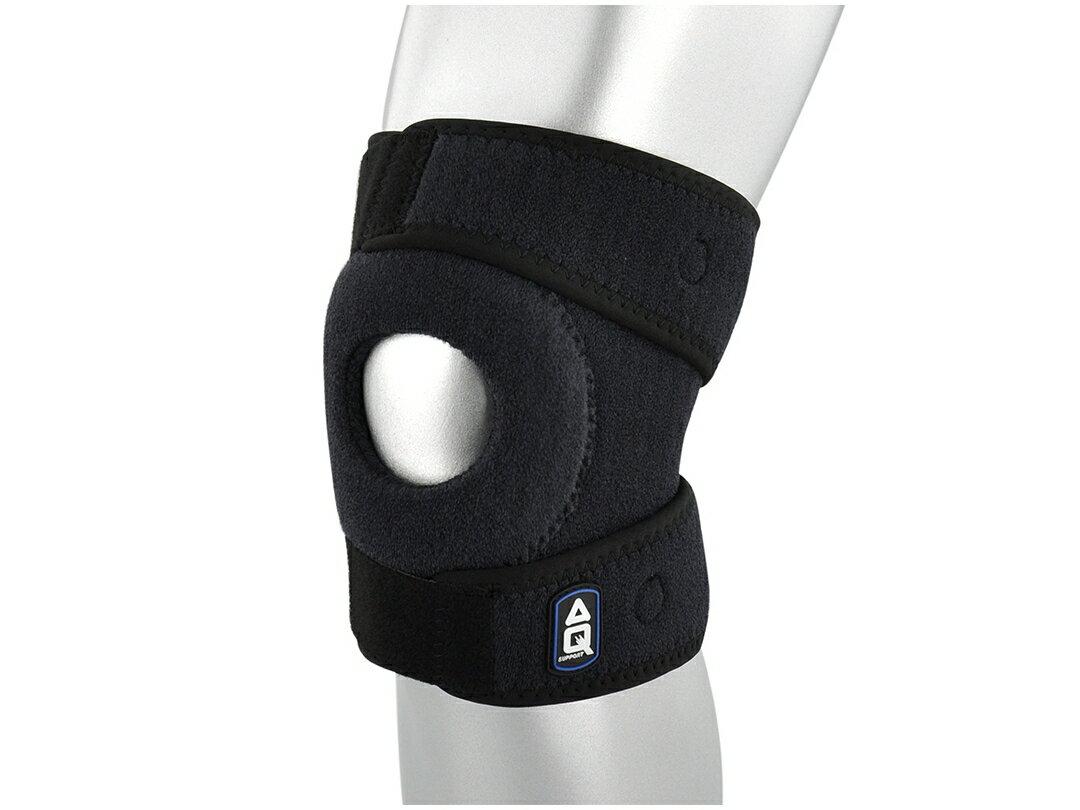 調節式護膝 (型號:5056SP) 護具 單支 運動護具 護膝 AQ SUPPORT 14天免費退換貨