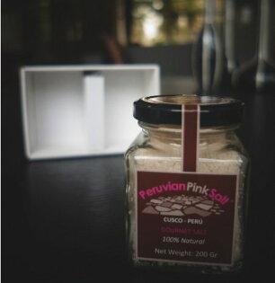 鏡感樂活市集:MarasGourmet瑪雅氏粉紅鹽200g罐出清限時特惠