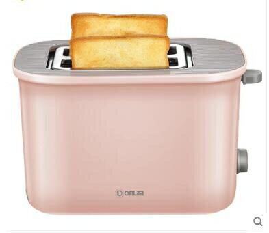 夯货折扣!烤麵包機家用2片多功能早餐機多士爐全自動吐司機烤麵包機JD