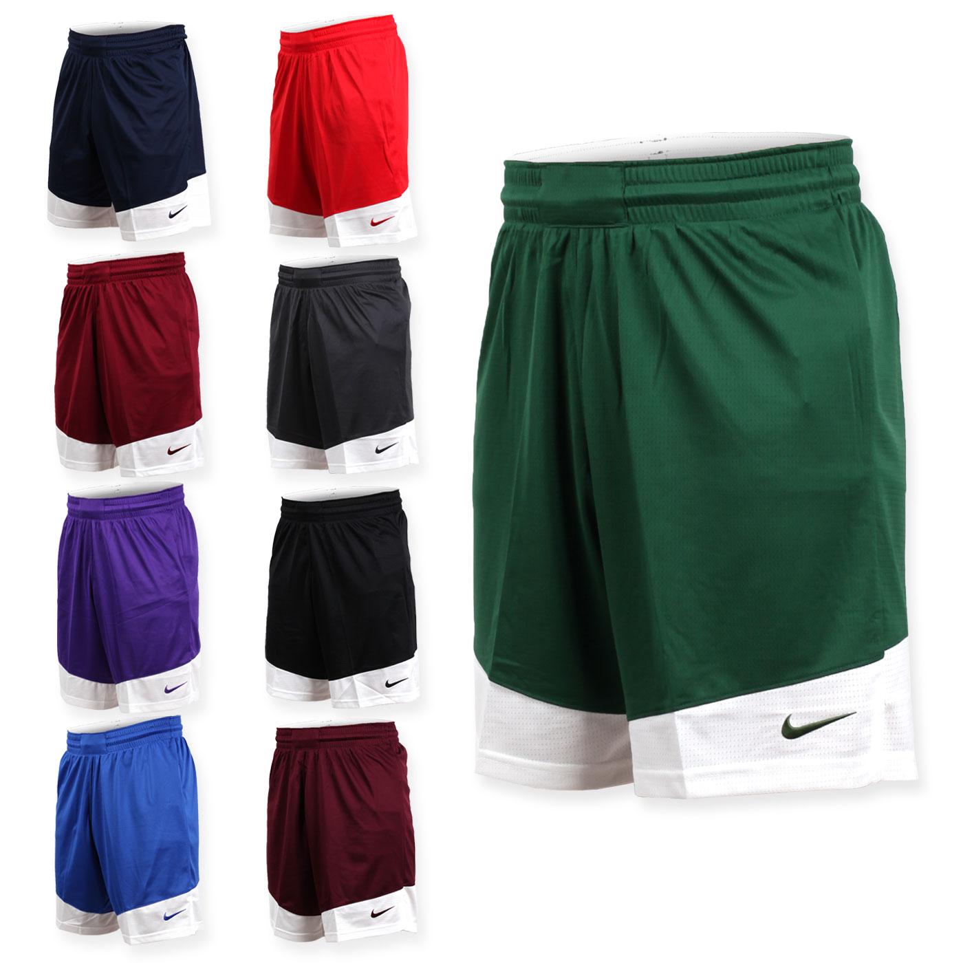 NIKE 男籃球針織短褲 (路跑 慢跑 訓練 五分褲【04351329】≡排汗專家≡