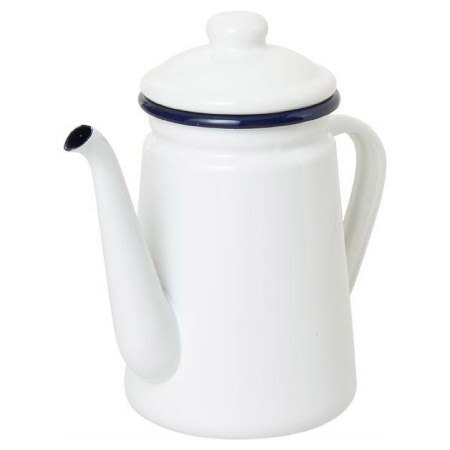琺瑯咖啡壺 1.1L ENABE023WH NITORI宜得利家居 1