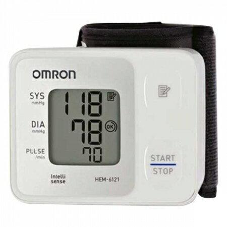 (內有驚爆優惠) 專品藥局 歐姆龍 omron 手腕式血壓計血壓機HEM-6121【2003878】