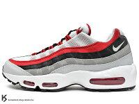慢跑_路跑周邊商品推薦到台灣未發售 海外直送 2015 最新 NSW 經典復刻 NIKE AIR MAX 95 1995 '95 ESSENTIAL 白紅黑灰 漸層 大氣墊 慢跑鞋 (749766-601) !
