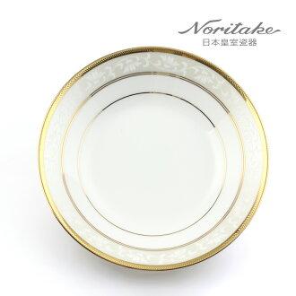 【NORITAKE】花舞春風金邊點心盤(14cm)