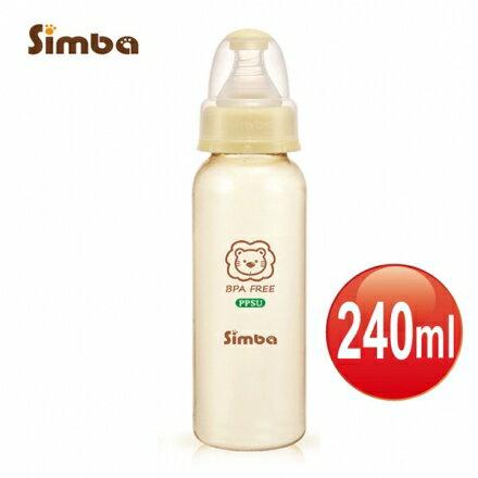 小獅王PPSU標準大奶瓶240ml 任選6支PPSU奶瓶-送蘿拉包(送完為止)【樂寶家】