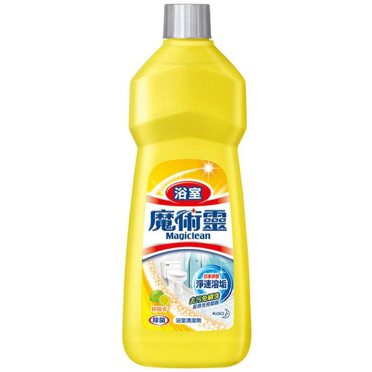 魔術靈 浴室清潔劑 檸檬香 經濟瓶 500ml