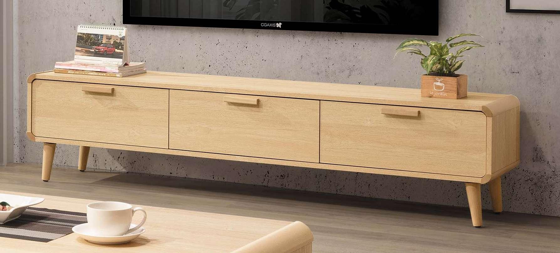 【簡單家具】,H328-02 艾維5尺長櫃(另售6尺),大台北都會區免運費