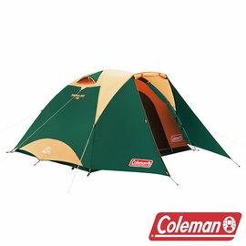 Coleman TOUGH圓頂帳 綠 CM-27278M 戶外 露營 帳篷