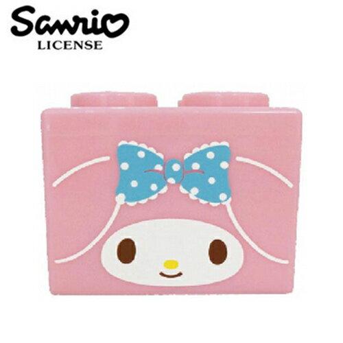 ~ ~美樂蒂 疊疊樂 存錢筒 小費盒 儲錢筒 My Melody 三麗鷗 Sanrio ~