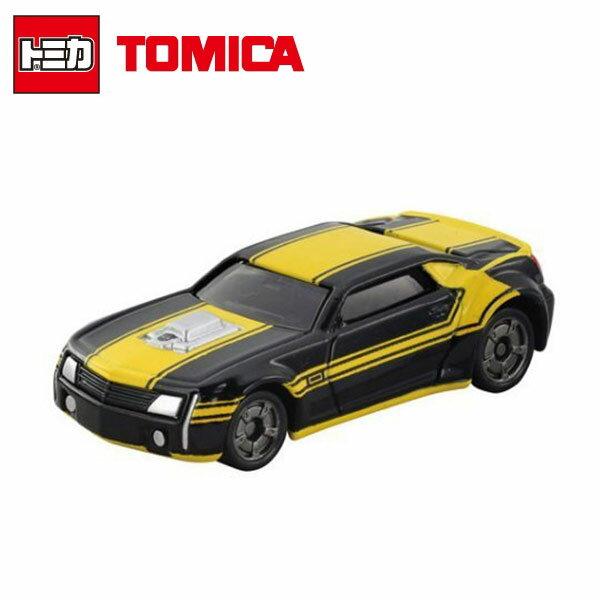 【日本正版】Dream TOMICA 多美小汽車 變形金剛 大黃蜂車 黑色版 BUMBLEBEE - 820420