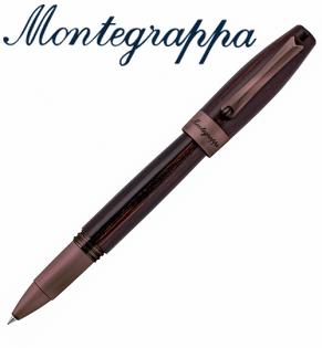 【預購】義大利Montegrappa萬特佳財富原木筆系列-鋼珠筆(柚木)ISFOWRIT支