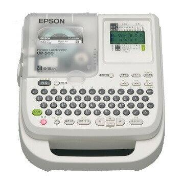 EPSONLW500攜帶型標籤機【迪特軍】