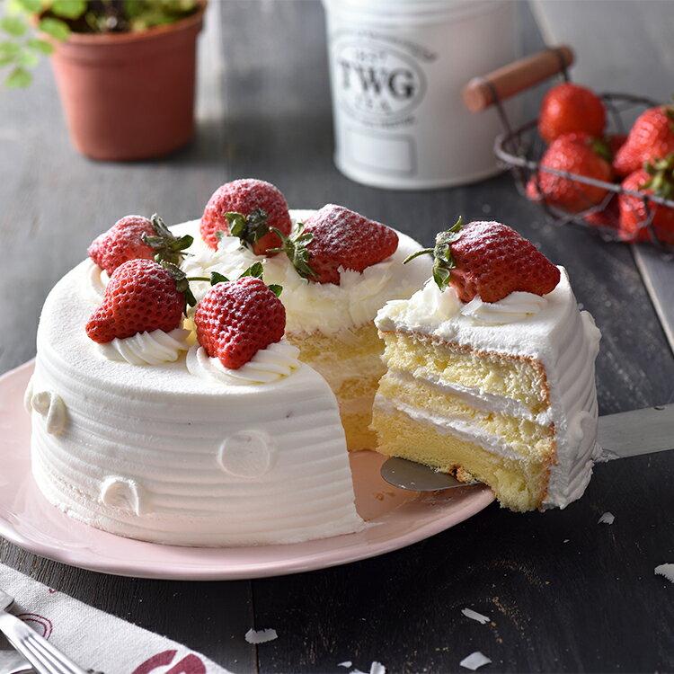 日本北海道十勝生乳玩莓蛋糕(6吋)★蘋果日報 母親節蛋糕 第三名【 需五天前預訂】 3