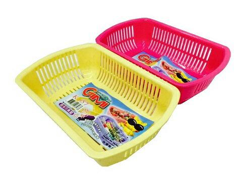 【豪上豪】吉米巧美籃K657/吉米熊系列/置物籃/盒子/收納盒(不挑色)