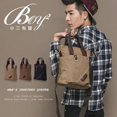 ☆BOY-2☆【NQA5054】紳士皮革手提包 0