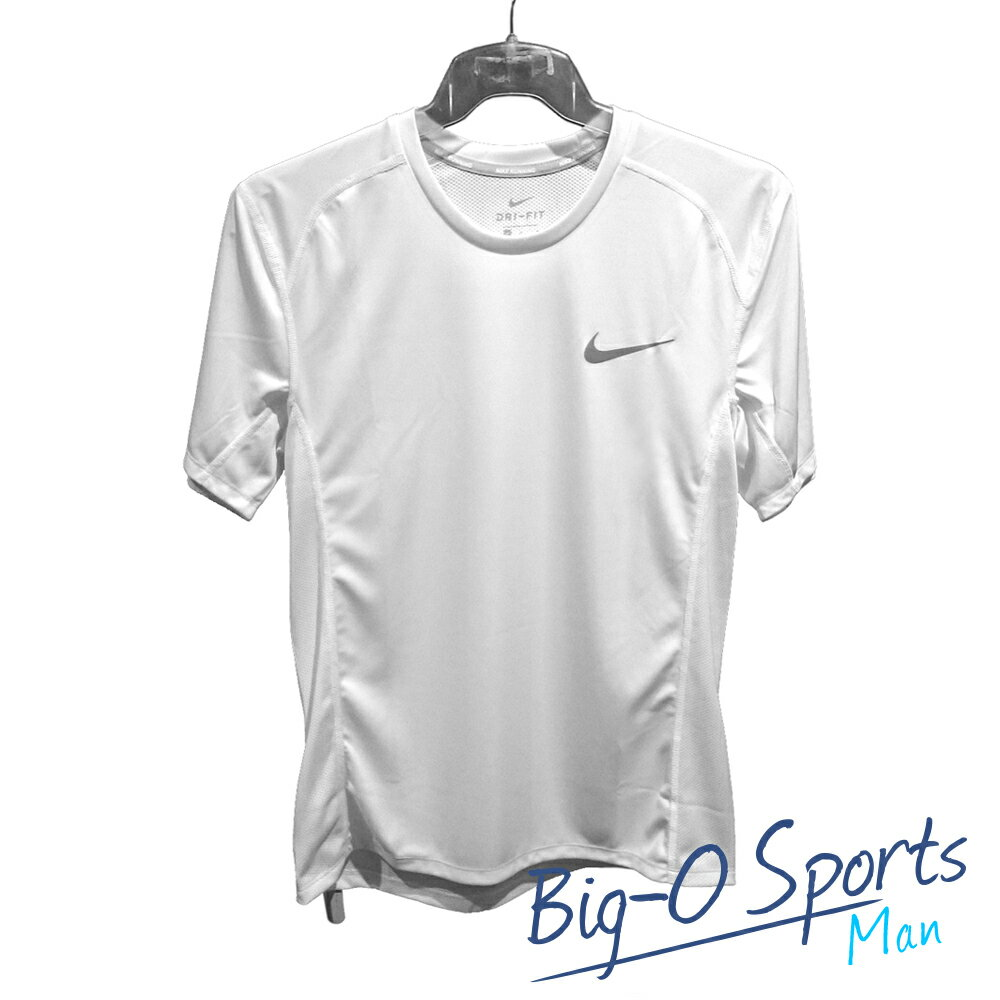 NIKE 耐吉 AS M NK DRY MILER TOP SS 路跑短袖圓領T恤 上衣 男 833592100 Big-O SPORTS