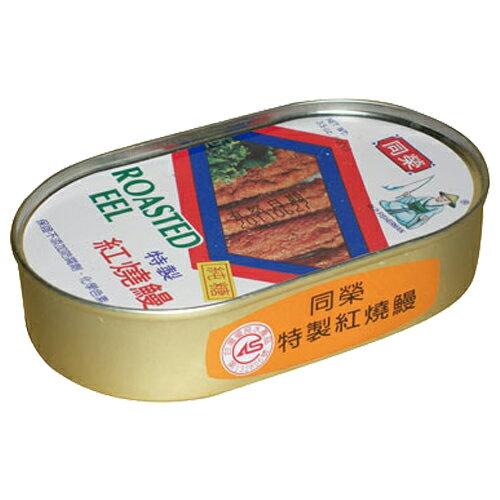 愛買線上購物:同榮紅燒鰻100g*3組【愛買】