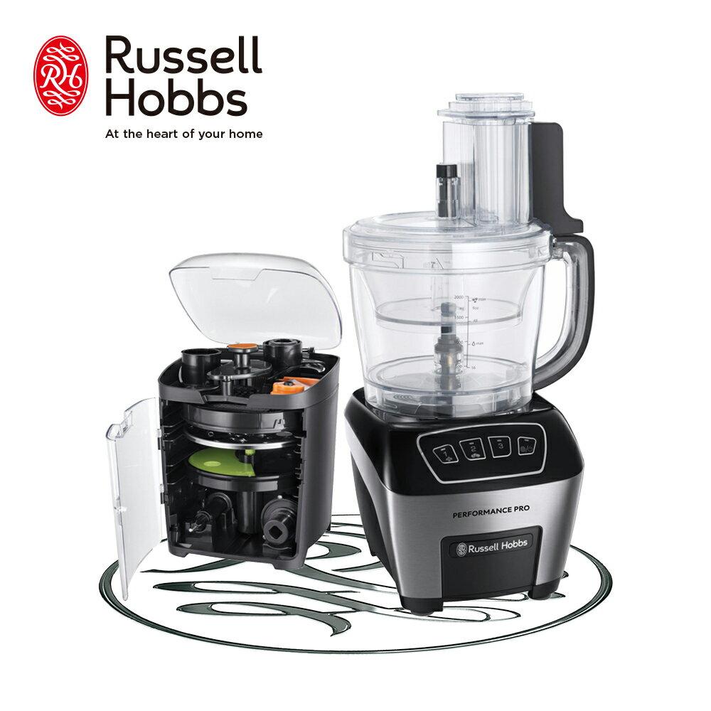 Russell Hobbs英國羅素 旗艦款 食物處理機22270TW 0