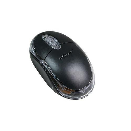 USB光學滑鼠 - VKM-666