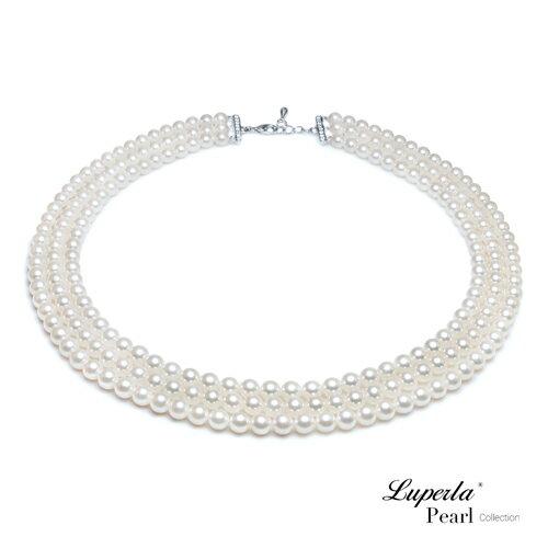 大東山珠寶 Akoya海水珍珠項鍊 珍愛永恆 婚禮珍珠系列