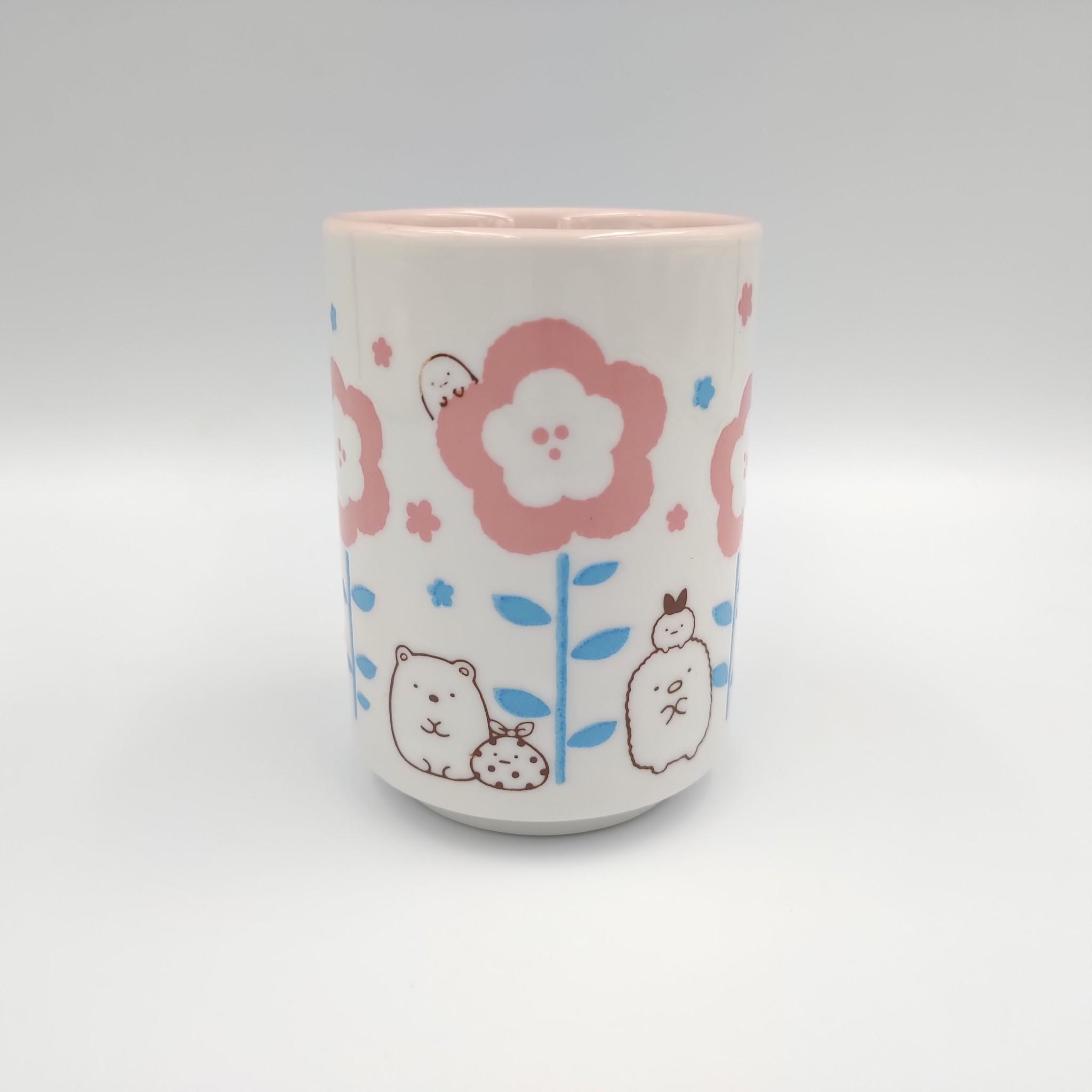 【積文館】茶杯 日本進口 角落小生物 角落公仔(6.5*9.5cm) 2