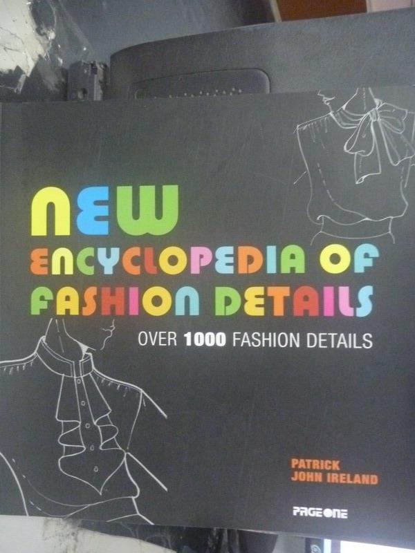 ~書寶 書T2/藝術_ZDC~New Encyclopedia of Fashion De