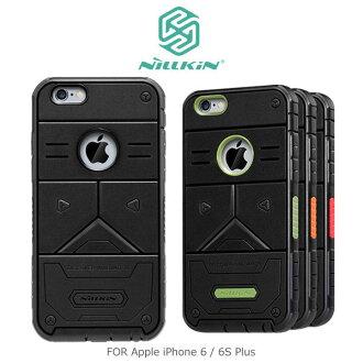 ~斯瑪鋒數位~NILLKIN APPLE IPHONE 6/6S Plus 5.5吋 悍將 III 保護套 軟硬雙材質