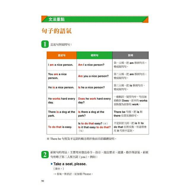 我的第一本英文課本:專為華人設計自學教學都好用的全年齡英文學習書(附母語人士發音MP3) 9