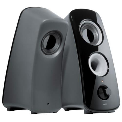 Logitech Z323 Speaker System - 2.1-channel - 30W (RMS) 2