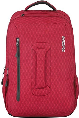 AT 美國旅行者 筆電後背包 休閒後背包 多口袋後背包 American Tourister DM2*00102 (紅)
