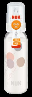 『121婦嬰用品館』NUK 一般口徑PP印花奶瓶240ml - (1號中圓洞) 4