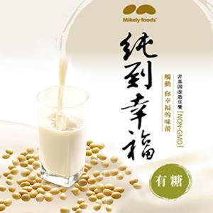 麥可利非基改豆漿(有糖)