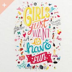 【限量現貨】夏日簡約率性棉背心-繽紛GIRLS