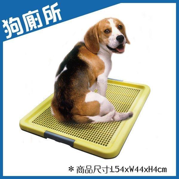 湯姆大貓 現貨《D2001狗廁所》狗籠 狗屋 寵物平面廁所 狗便盆