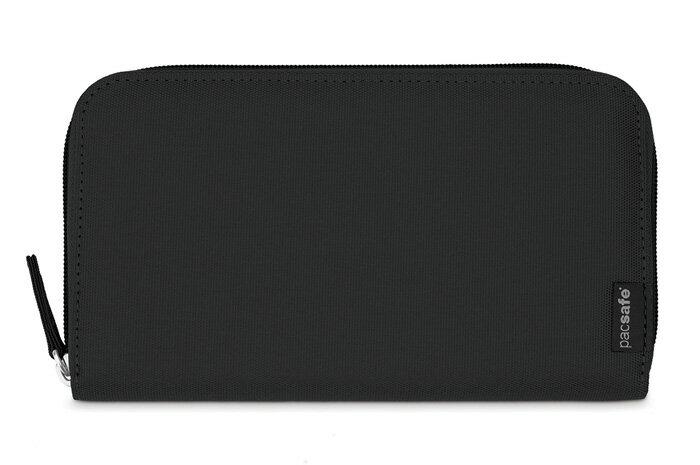 【鄉野情戶外用品店】 Pacsafe |澳洲| RFIDsafe LX250 旅行錢包/防盜長夾-黑/10755100